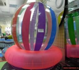 Надувные игрушки для отдыха в ассортименте